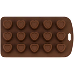 قالب شکلات قلبی والری