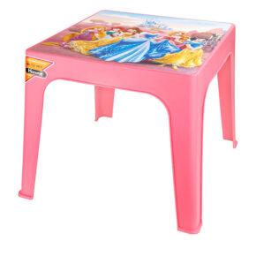 میز کودک ۵۰*۵۰ طرح دار هوم کت