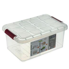 باکس قفلی رویال ۱ تک پلاستیک