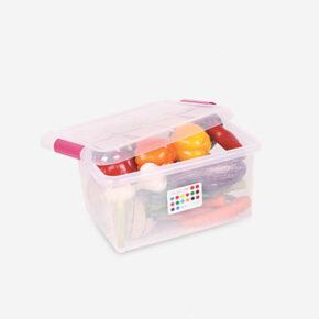 باکس قفلی رویال ۲ تک پلاستیک
