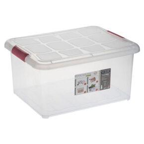 باکس قفلی رویال ۴ تک پلاستیک