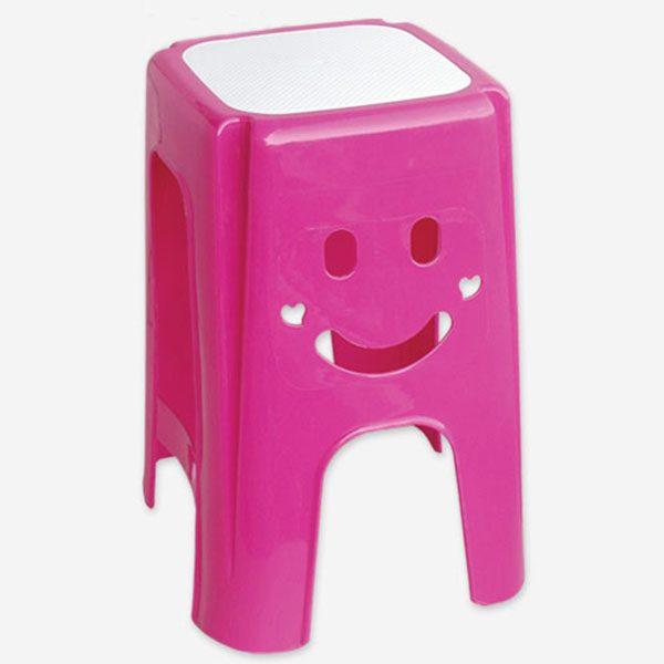 چهارپایه بزرگ لبخند تک پلاستیک
