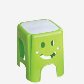 چهارپایه متوسط لبخند تک پلاستیک