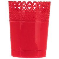 گلدان فانتزی ۱ تک پلاستیک
