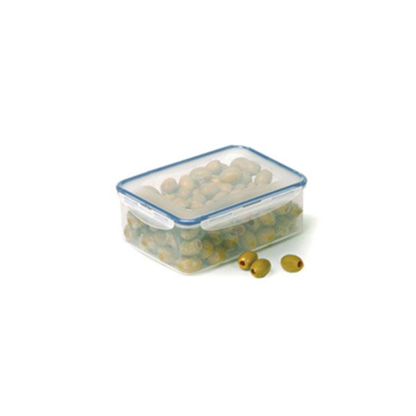 ظرف فریزری مستطیل ۲.۶ لیتری لیمون
