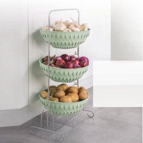جای سیب زمینی و پیاز سه طبقه لیمون