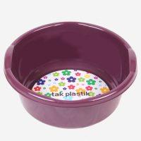 لگن دریا گلدار ۴ تک پلاستیک