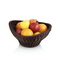 سبد بافت میوه ساغر سایز ۱ زیبا