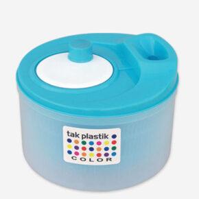 سبزی شور تک پلاستیک