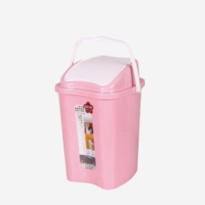 سطل بادبزنی ۲۰ لیتری گلرنگ تک پلاستیک
