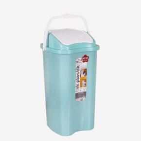 سطل بادبزنی ۲۵ لیتری گلرنگ تک پلاستیک