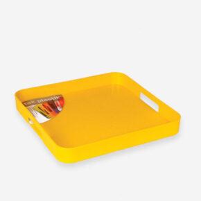 سینی مجلسی متوسط تک پلاستیک