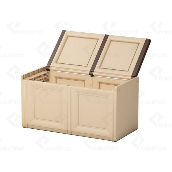 صندوق دو درب کد ۱۲۴۱ وندیک