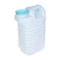 دبه پلاستیکی شاینا سایز ۱ بدون شیر زیبا