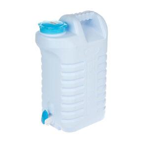 دبه پلاستیکی شاینا سایز ۱ شیردار زیبا