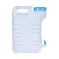 دبه پلاستیکی شاینا سایز ۲ شیردار زیبا