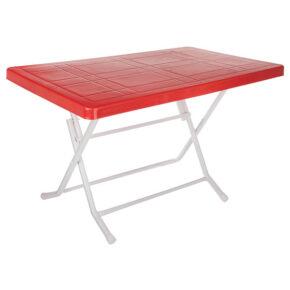 میز تاشو ۶ نفره پایه فلزی هوم کت