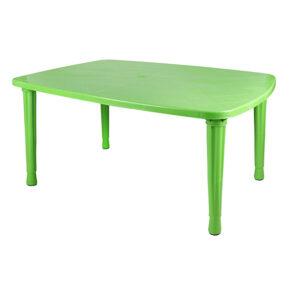 میز ۸ نفره پایه پلاستیکی هوم کت