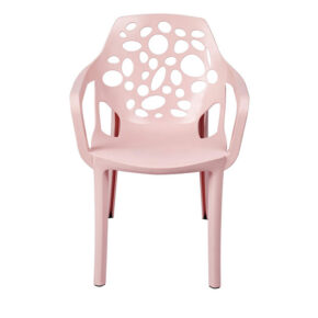 صندلی آتیلا دسته دار نقش سنگ هوم کت