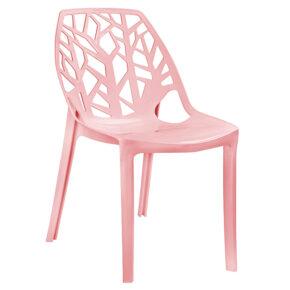 صندلی آتیلا بدون دسته نقش درخت هوم کت