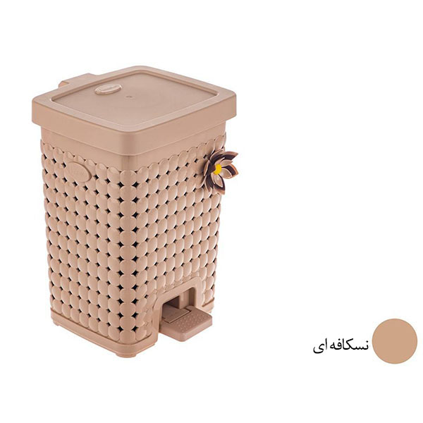 سطل زباله دوجداره کوچک مایا هوم کت