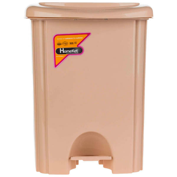 سطل پدالی بدون مخزن متوسط هوم کت