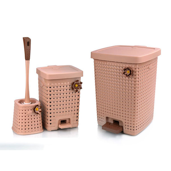 ست سطل و توالت شوی مایا هوم کت