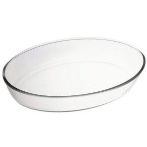 ظرف شیشه ای آنتی شوک (بیضی) ۳lit هوم کت