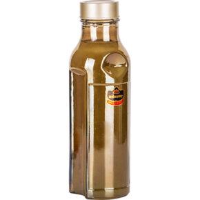 بطری آب مدرن دودی نیلوفر