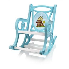 صندلی راک کودک طرح خرس هوم کت