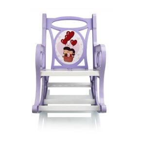 صندلی راک کودک طرح بادبادک هوم کت