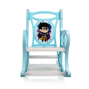 صندلی راک کودک طرح پسر عینکی هوم کت