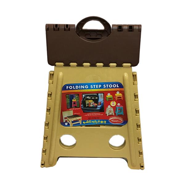 چهارپایه تاشو ۳ کد ۵۱۷ ناصر پلاستیک