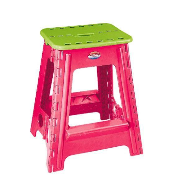 چهارپایه تاشو ۴ کد ۵۱۸ ناصر پلاستیک