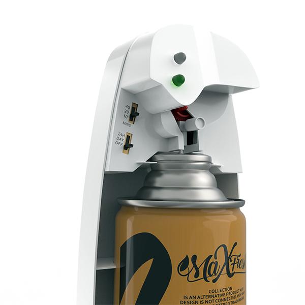 دستگاه اتوماتیک خوشبو کننده هوا مدل هایسپر اسپادانا