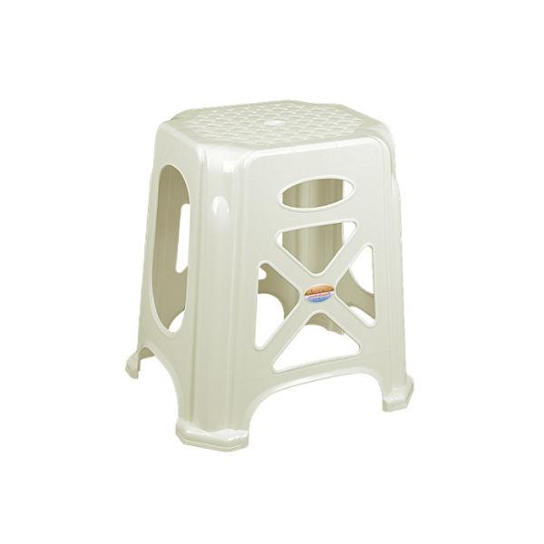 چهارپایه حصیری بلند کد ۱۰۱۷ ناصر پلاستیک